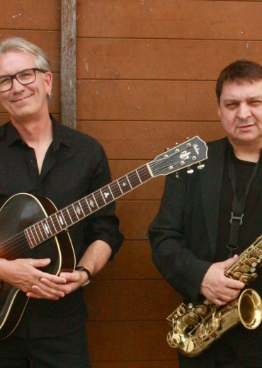 Harder & Sigrist Accoustic Jazz Duo