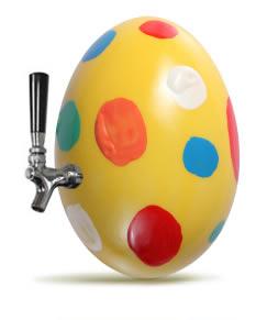 Kegerator-Easter