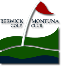Berwick Montuna Golf Club Logo
