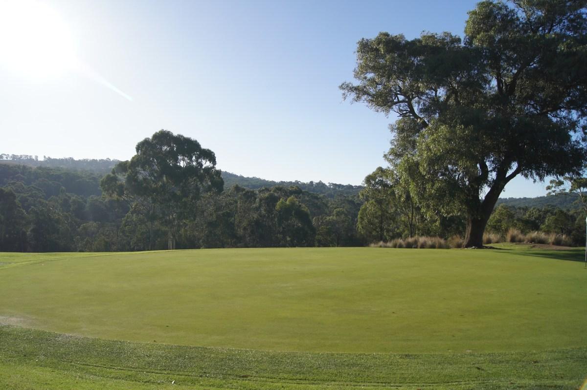 18th Berwick Montuna Golf Club