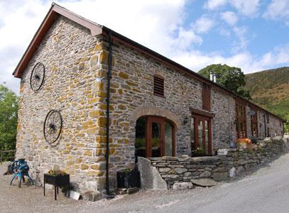 Berwyn Barns Cottage