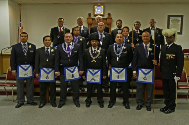 2012 Officers