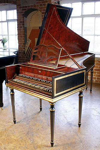 Guido Bizzi Goermans Taskin Louis Xvi Harpsichord For