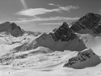 Névache idée itinéraire ski de rando