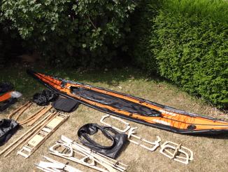 expédition kayak biplace