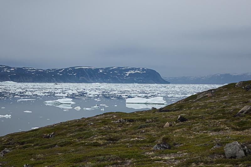 kayak groenland baie disko