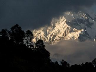 Guide randonnée Camp de base de l'Annapurna