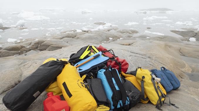 Matos expédition polaire kayak