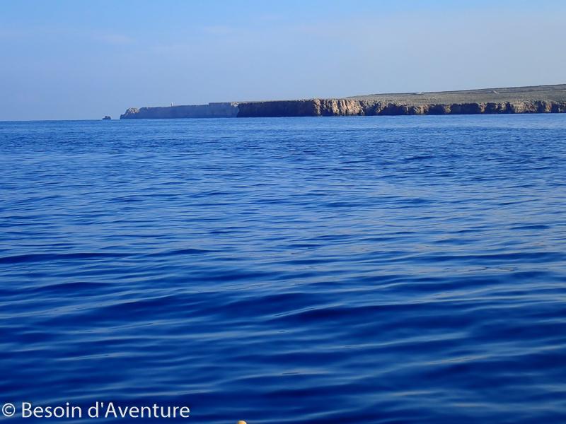Le-tour-de-Minorque-en-kayak