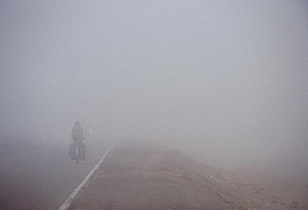 voyage à vélo - pérou