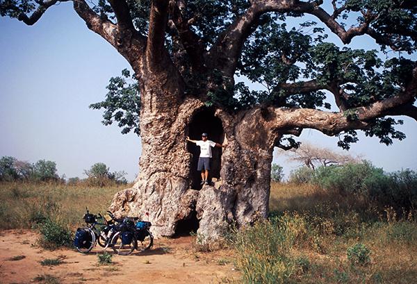 voyage à vélo - Sénégal