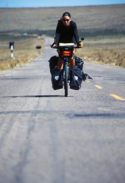 voyage à vélo - pérou - andes