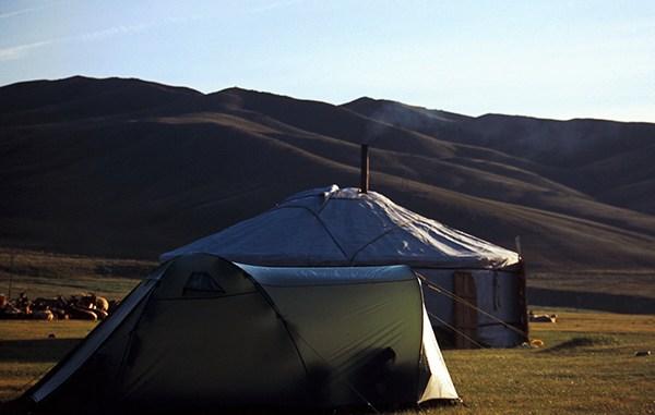 voyage à vélo Mongolie