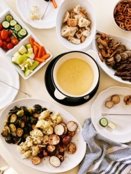 hosting the ultimate fondue party
