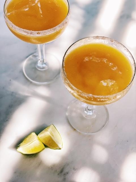 frozen mango rita