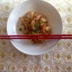 shrimp fried rice semi homemade