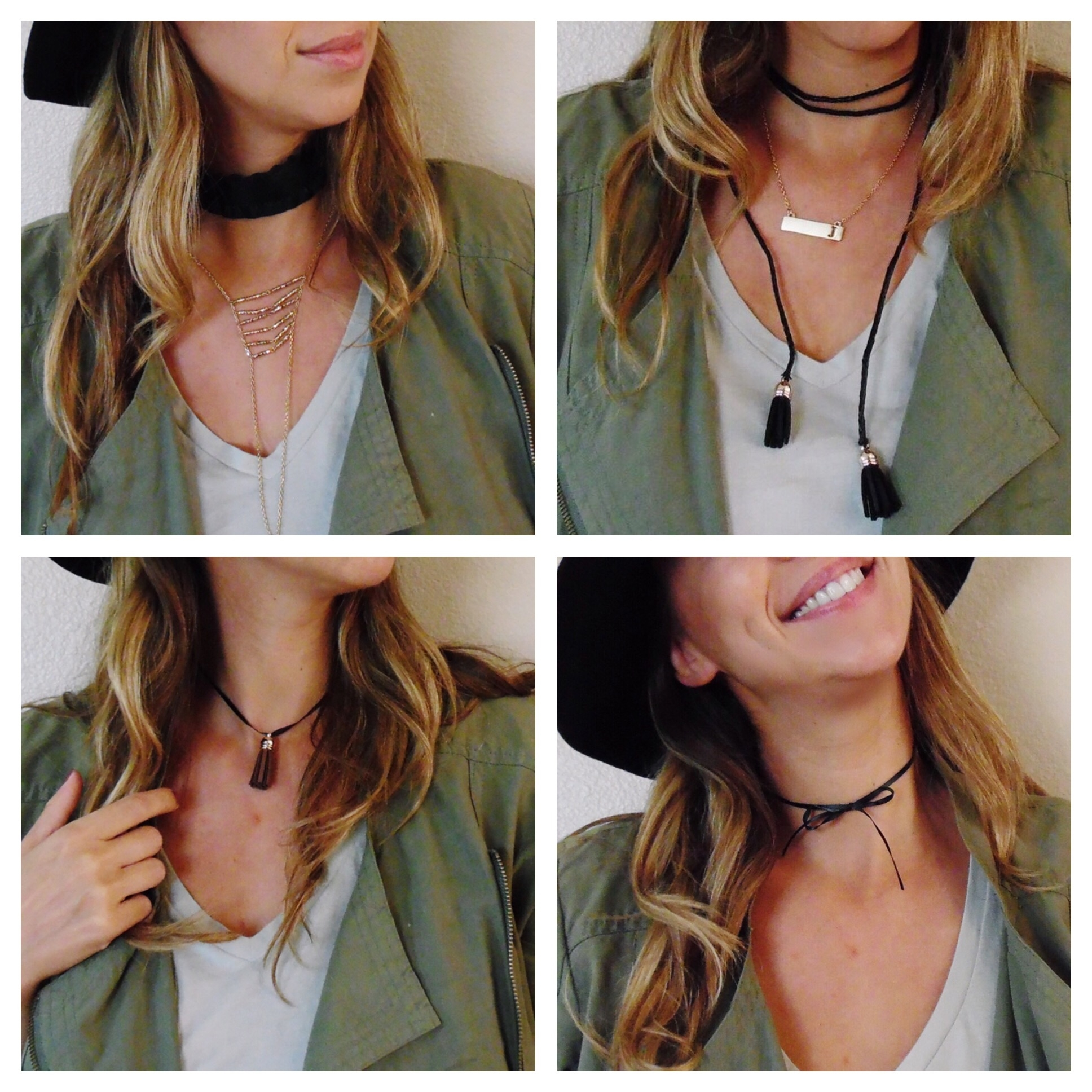 How to weave a choker 77