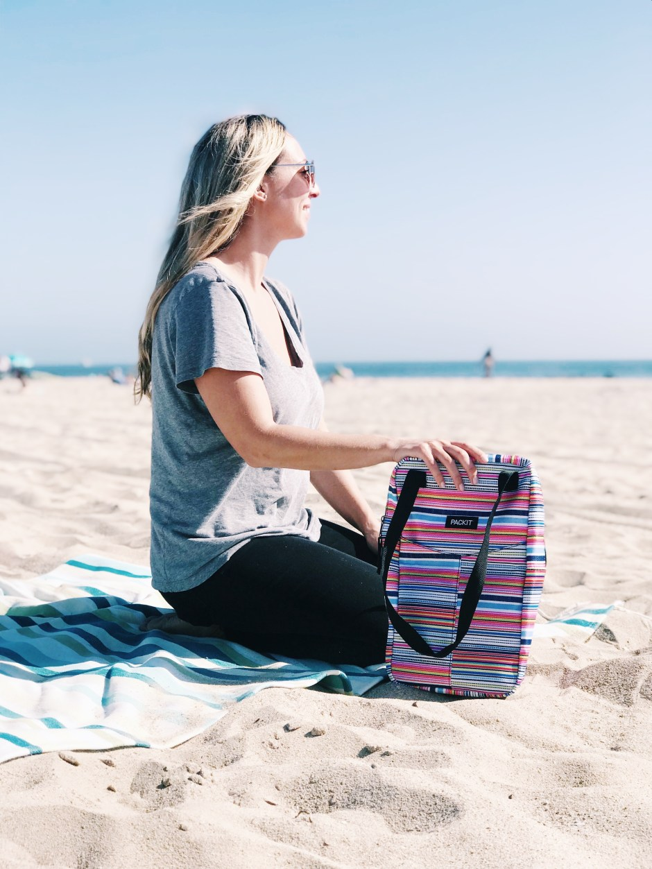summer is all about picnics on the beach