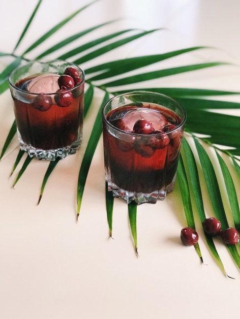 rum and coke drinks