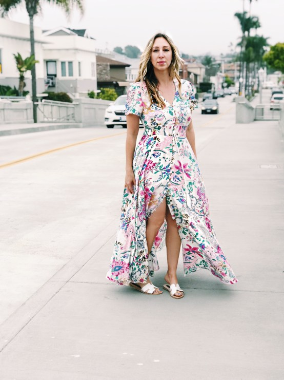 the best long maxi dress