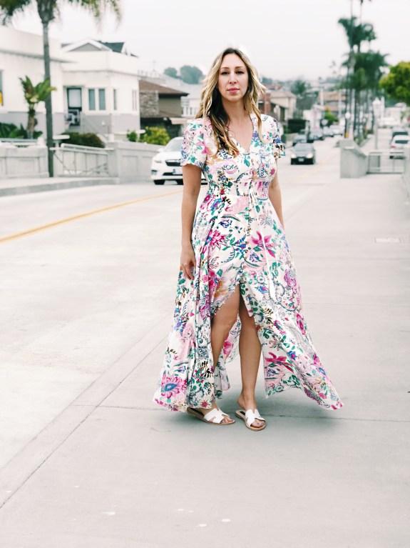 the best long maxi dress