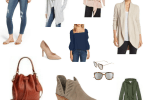 capsule wardrobe ideas with nordstrom