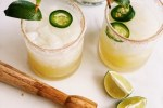 Fresh Lime Spicy Margarita | Best Skinny Jalapeño Margarita Recipe