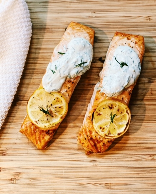 great dill sauce recipe for salmon