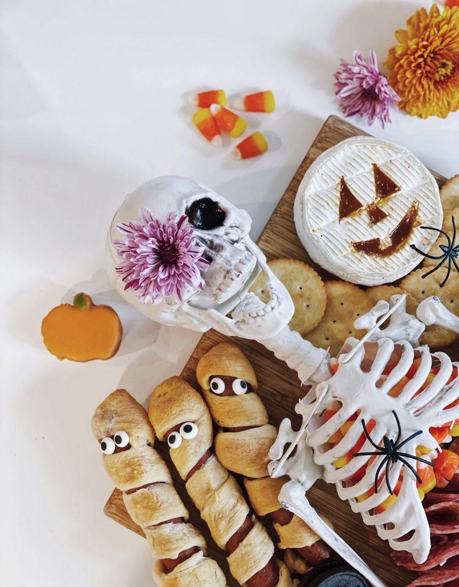 charcuterie for halloween