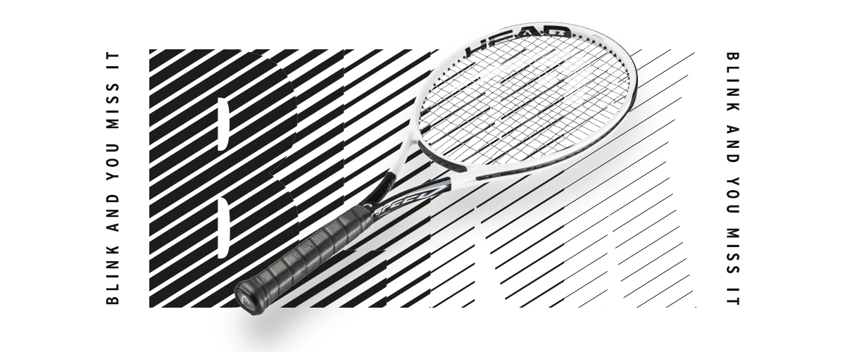 DIE NEUE HEAD SPEED RACKET SERIE