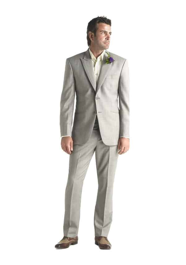 A Suit That Fits: What Cloth to Choose for your Groom\'s Suit ...