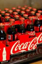 Coca Cola Favors