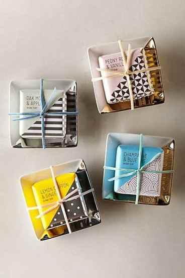 Soap & Dish Set