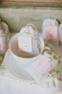 Teabag Favour