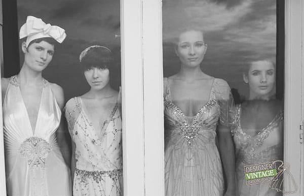 Vintage Wedding Dresses Reno: We Visited The Designer Vintage Bridal Show 2012