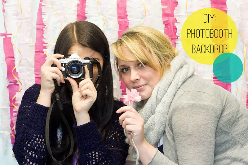 Wedding diy tissue paper photo booth backdrop bespoke bride we were thinking that these would make an awesome photo booth backdrop if you were planning on doing that yourself solutioingenieria Choice Image