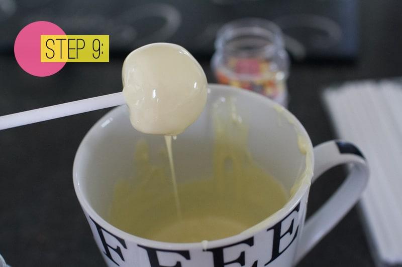 DIY How To Make Cake Pops9