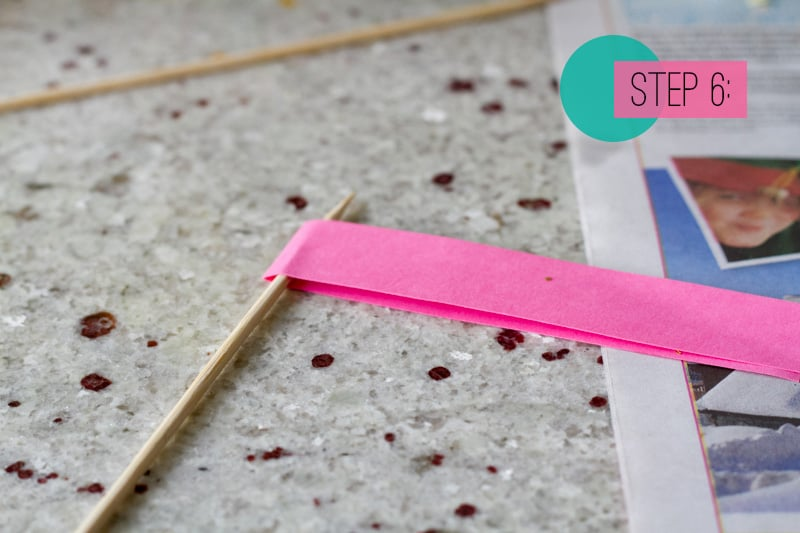 Confetti Jar Place Setting DIY-6