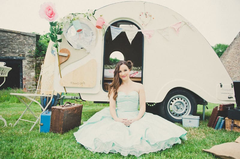 Bygone Betty Styled shoot