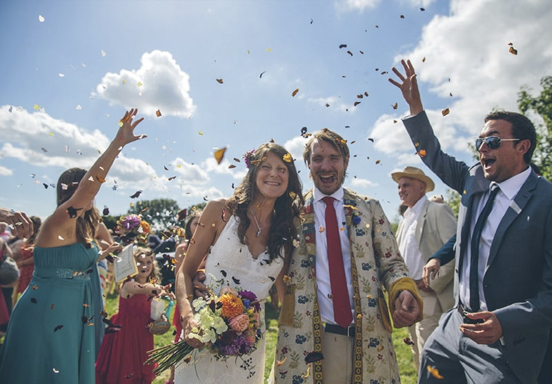 Festival Wedding