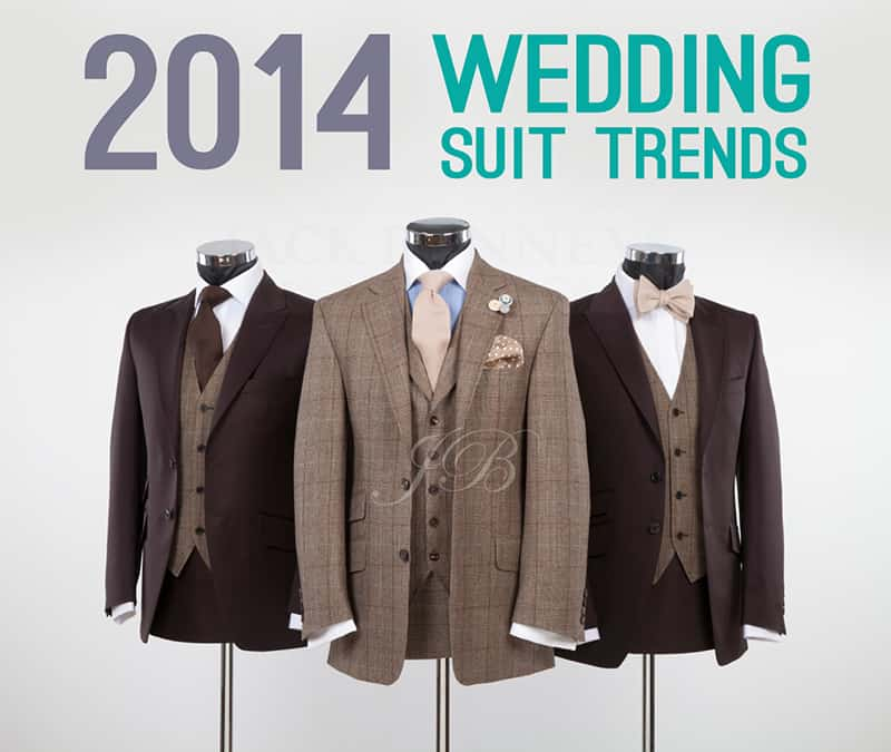 2014 Wedding Suit Trends