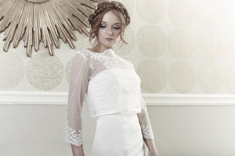 Millie Jessica Bennett Bespoke Bride