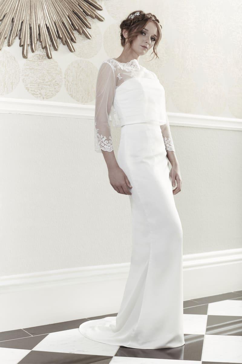 'Millie'  Jessica Bennett Bespoke Bride