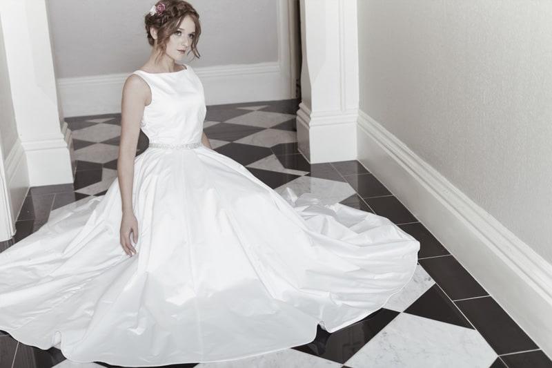 'Tabitha' Jessica Bennett Bespoke Bride