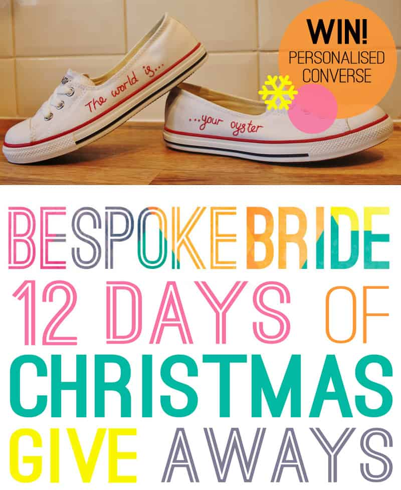 3a4765a0c664 On the 10th Day of Christmas Bespoke Bride Gave To Me… Personalised