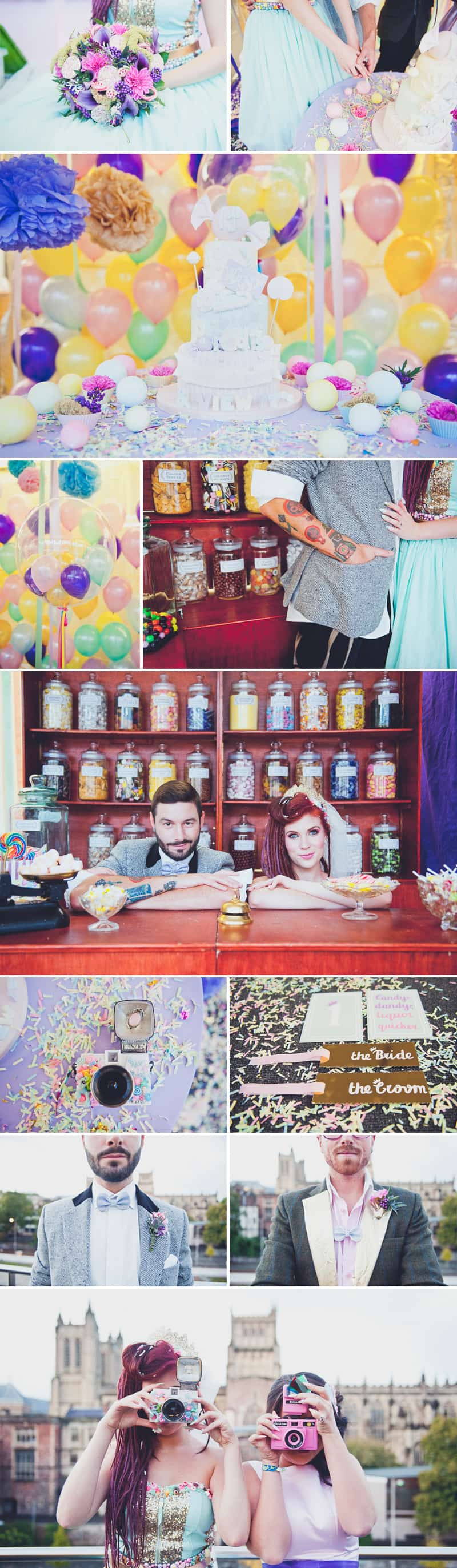Willy Wonka Weird Wonderful Wedding World 6