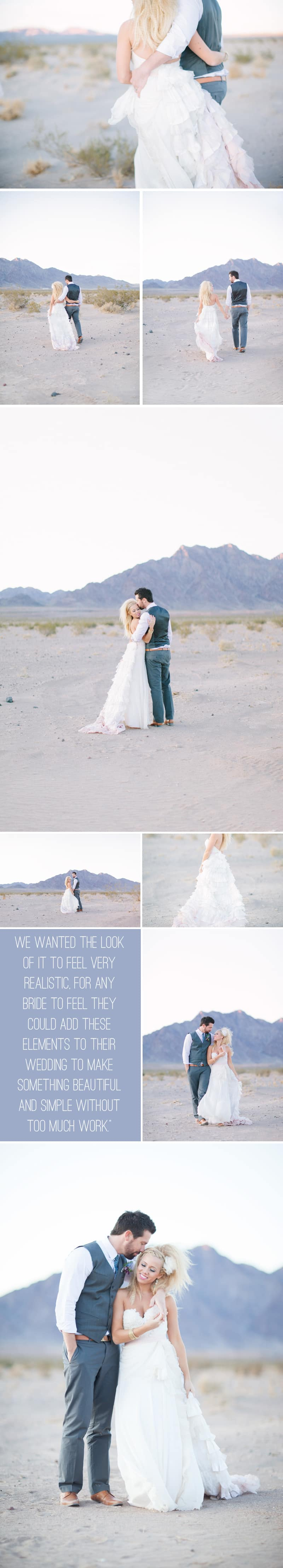 Las Vegas Styled Shoot Blue Plum Desert 5