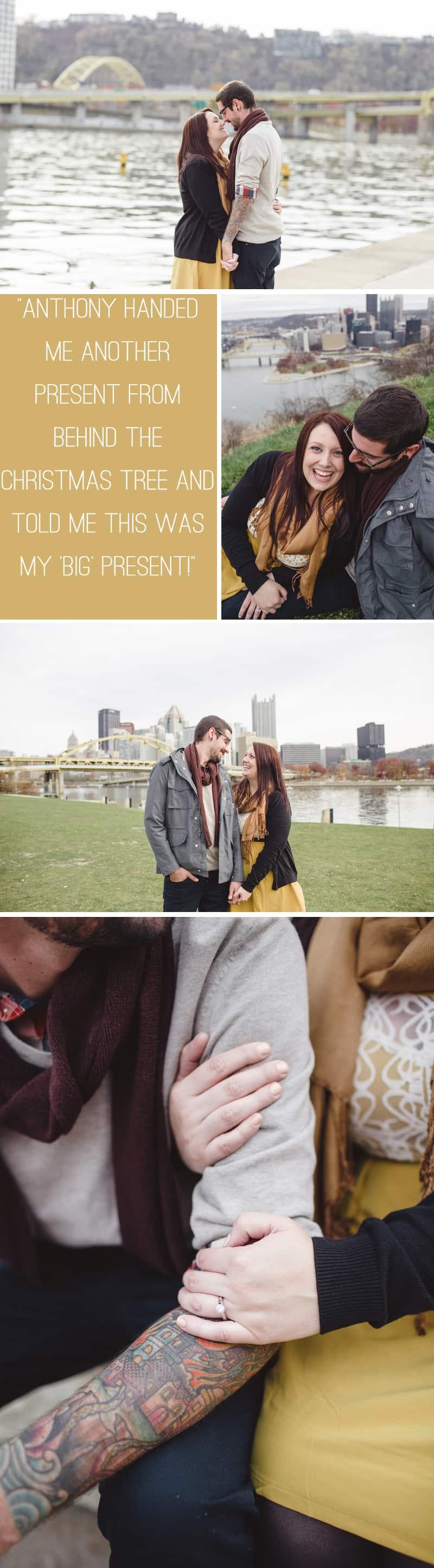 A Pittsburgh Engagement - Tara Peddicord