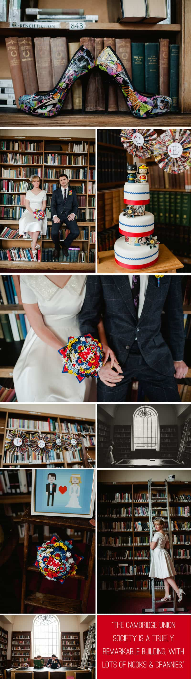 Geek Chic Styled Shoot 1802