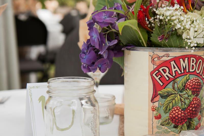DIY garden rustic wedding-18